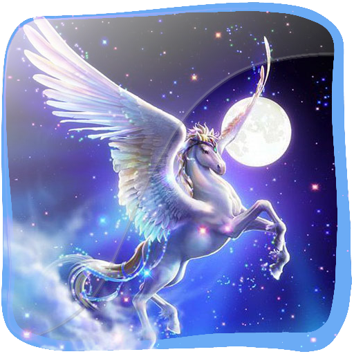 Flying Pegasus in 3D