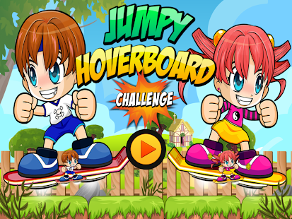 Skyline Jumpy Hoverboard
