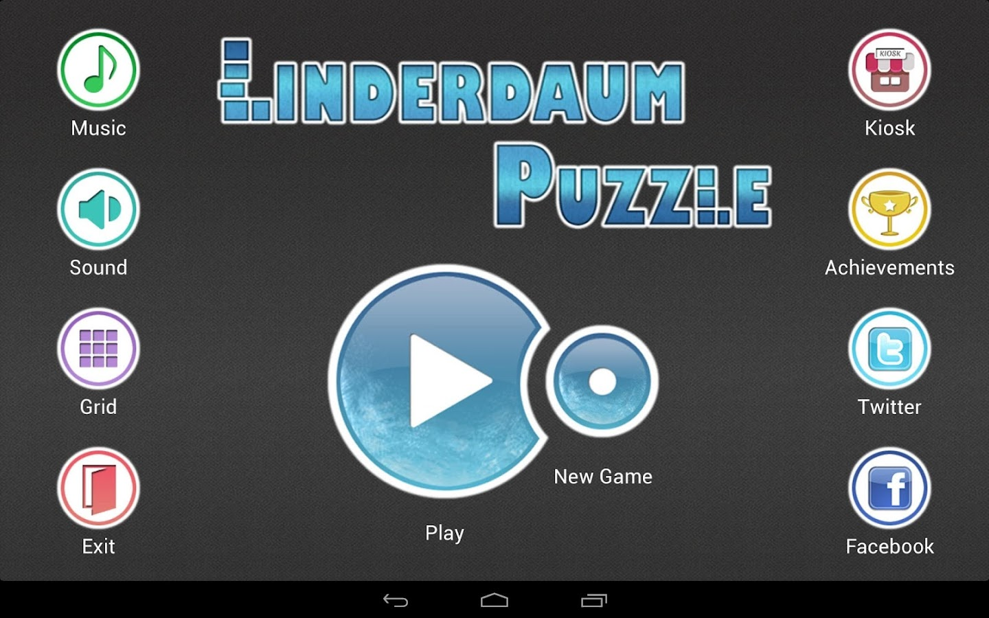 Linderdaum Puzzle HD - screenshot