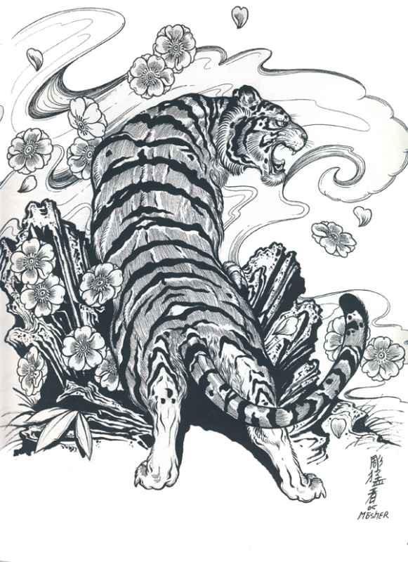 Download Tiger Tattoo Design Wallpaper Apk Latest Version App For