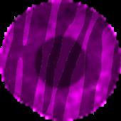Pink Zebra Sense 3.6 Skin