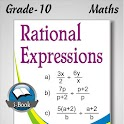 Maths-Rational Expressions icon