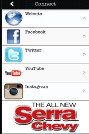 玩免費商業APP|下載Serra Chevy app不用錢|硬是要APP