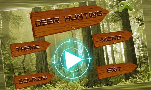 Deer Hunting 2D - Jungle Game