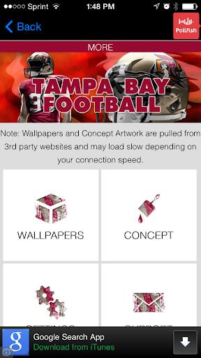 免費運動App|Tampa Bay Football STREAM|阿達玩APP