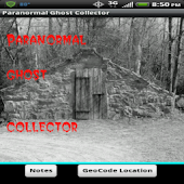 Paranormal Ghost Collector