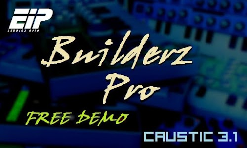 Caustic 3 Builderz Pro Demo screenshot 0