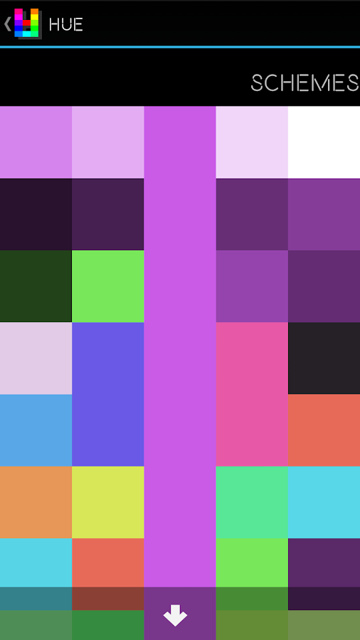 Hue : Your Color Scheme Expert- screenshot