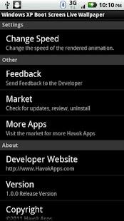 玩個人化App|Windows XP Boot Live Wallpape免費|APP試玩