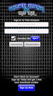FreeStyle Recorder HDA FREE- screenshot thumbnail