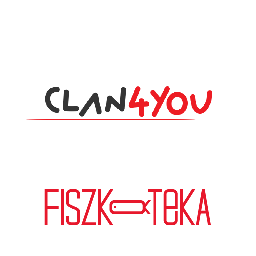 Fiszkoteka Clan4You LOGO-APP點子