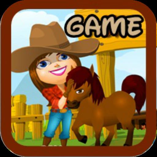 เกมส์ทำฟาร์มเลี้ยงม้าสนุกๆ