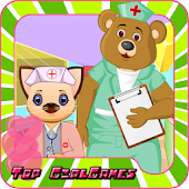 Animal doctor dressup