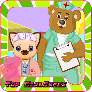 Animal doctor dressup for PC and MAC