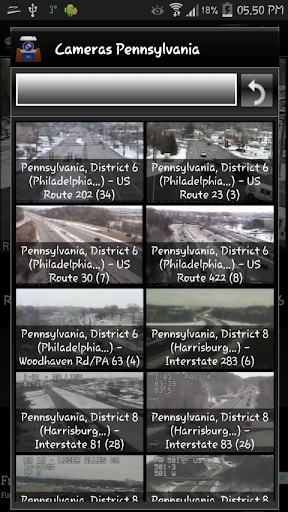 Cameras Pennsylvania - Traffic  screenshots 2