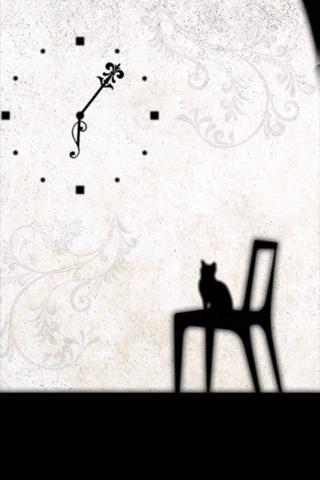 ShadowCat LiveWallpaper- screenshot
