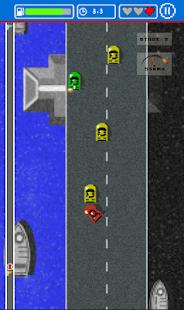 Road Fighter - náhled