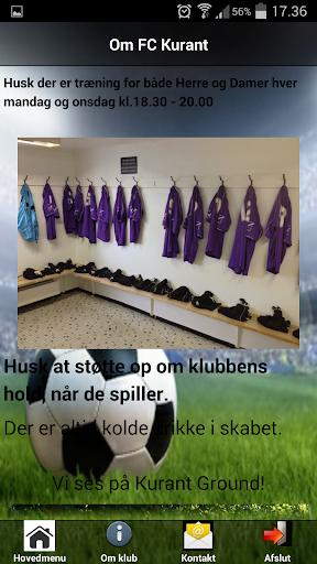 【免費運動App】FC Kurant App'en-APP點子