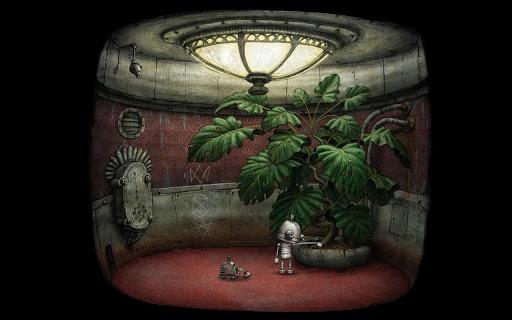 Machinarium  screenshots 2