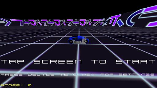 【免費賽車遊戲App】Tron Legend Light Cycle 3D-APP點子