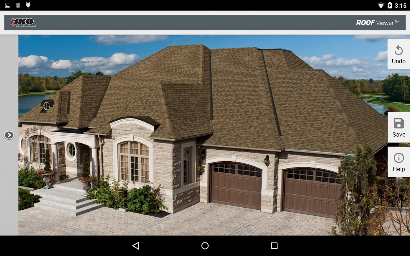 IKO RoofViewer- screenshot