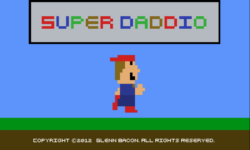 Super Daddio - screenshot