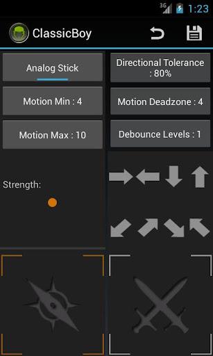 ClassicBoy (Emulator) 2.0.3 Screenshots 5