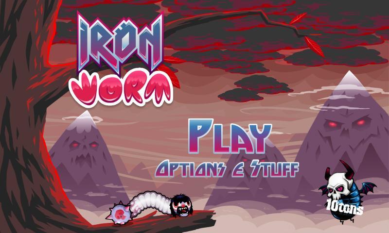 Ironworm- screenshot