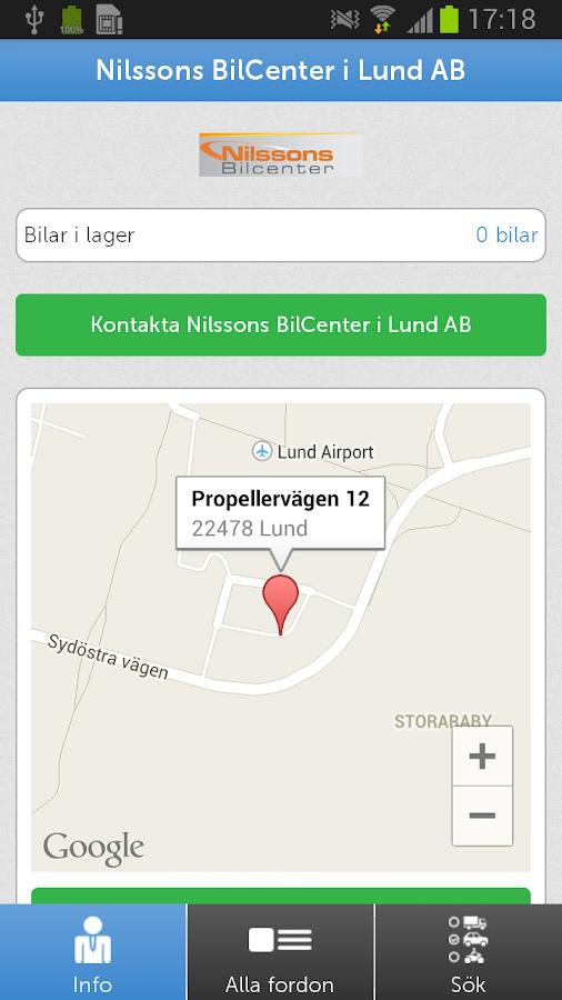 nilssons bilcenter