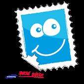 GalaxyNote - Postcard Editor