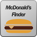 McDonald's Finder – Germany logo