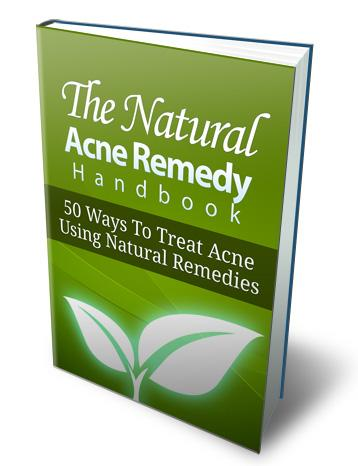 Natural Acne Remedy Handbook