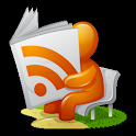 RSS Reader for Android logo