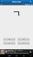 Screenshot of Hangeul 101 - Korean Alphabet