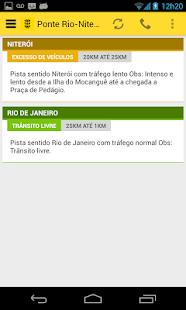 Trânsito Rio- screenshot thumbnail