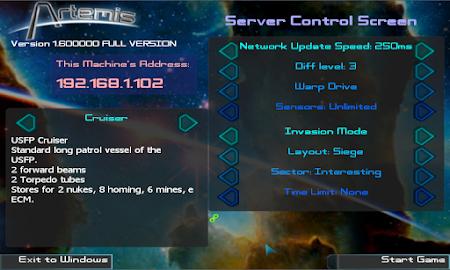 Artemis Spaceship Bridge Sim Screenshot 5