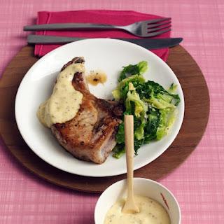 Sauteed Pork Chops.