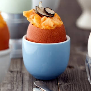 Scrambled Eggs With Truffles.