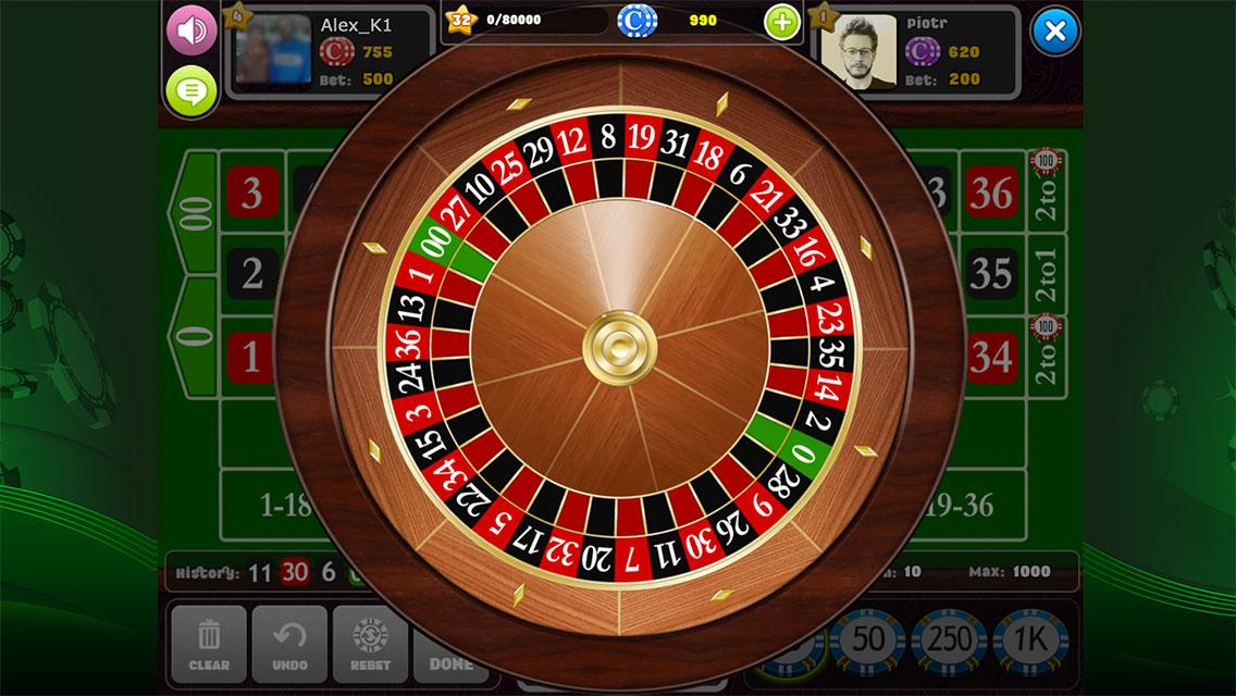 Roulette Arena- screenshot