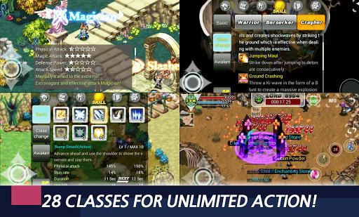 Chroisen2 - Classic styled RPG 1.0.6 screenshots 2