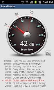 聲級計 - Sound Meter