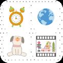 Children's Toys Icon & WP Set icon
