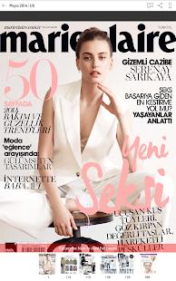 Marie Claire Türkiye - screenshot thumbnail
