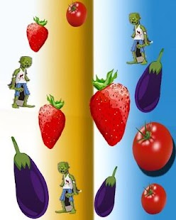Plants Fruits Zombies - screenshot thumbnail