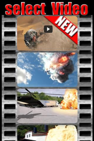 Action FX Movies & Sounds - screenshot
