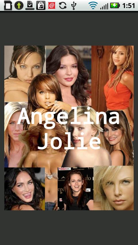 Celebrities Angelina Jolie - screenshot