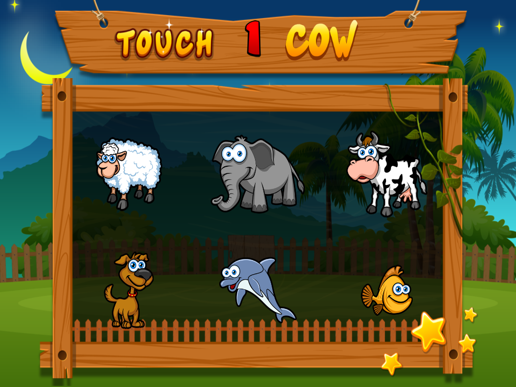 zoolingo free preschool zoo puzzles games toddlers android apps