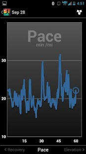 iRunner 3 GPS Heart Rate Trainer- screenshot thumbnail