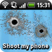 Shoot My Phone!