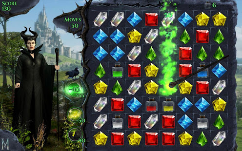 Game Maleficent Free Fall APK for Windows Phone